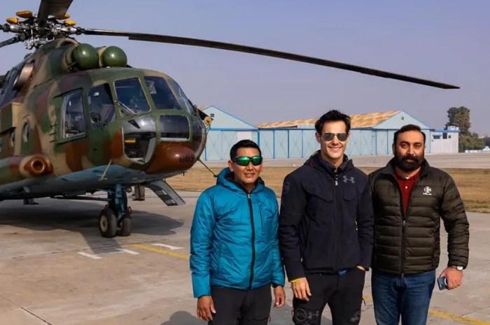 De nouveaux venus au camp de base du K2 !
