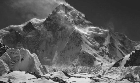K2 versant nord
