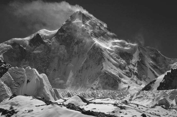 Le K2 en hiver de 1987 à 2021 : historique des tentatives !