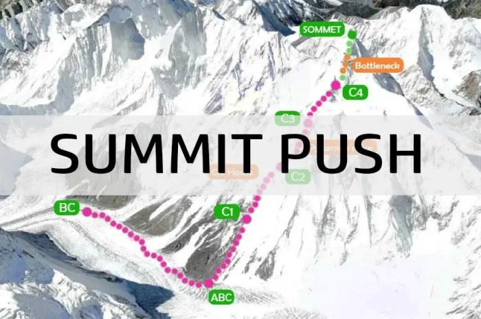 Au K2 : départ pour le sommet cette nuit ! [Summit Push]