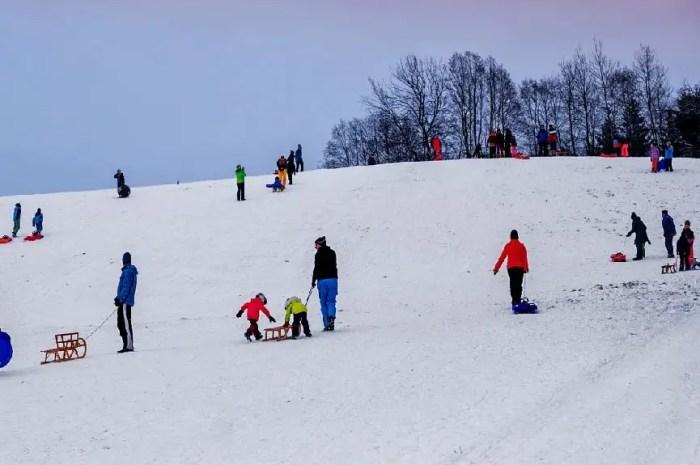 Un accident de luge fait 1 mort dans une station de ski du Haut-Rhin
