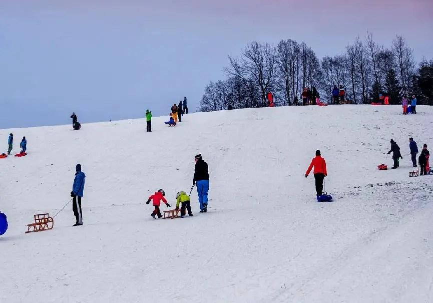 A slide kills 1 in a ski resort in Haut-Rhin