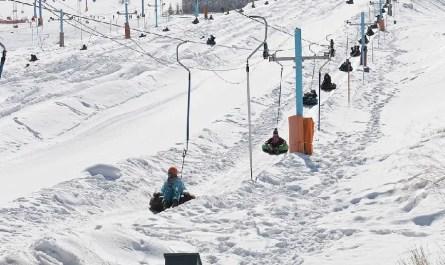 ski en chine