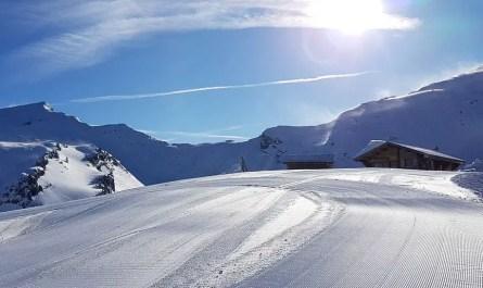 Ski réouverture