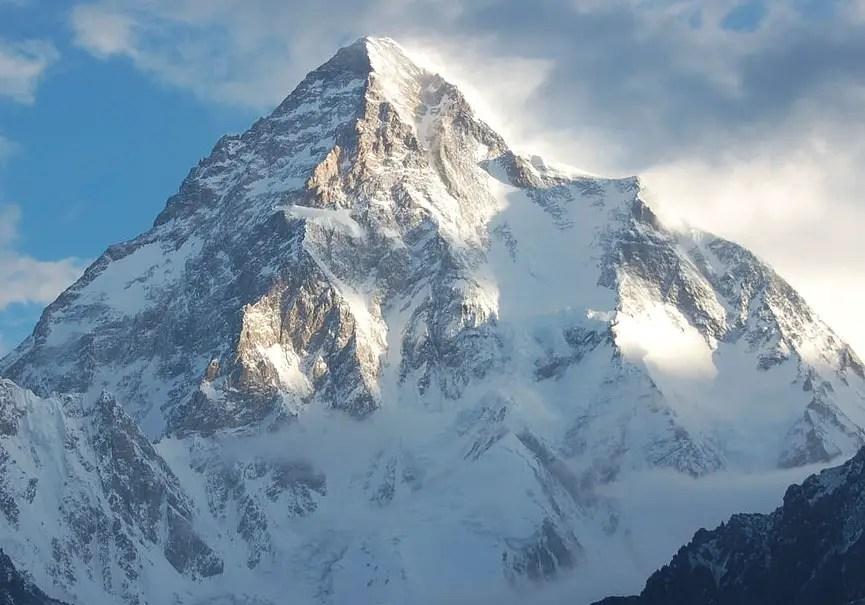 sommet du K2