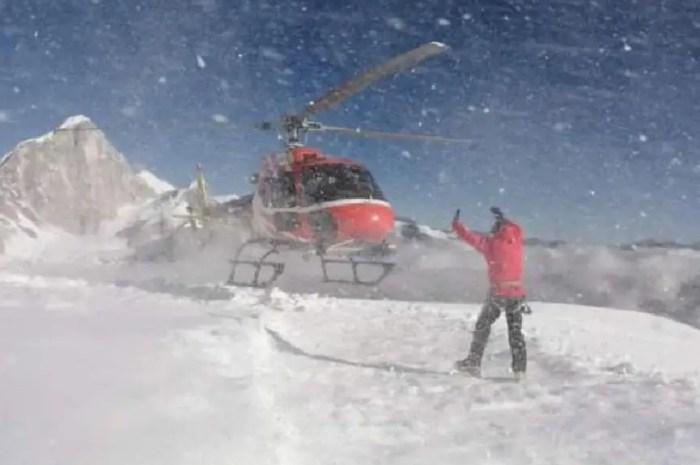 L'héli-doping ou comment grimper l'Everest avec l'aide d'un hélicoptère !