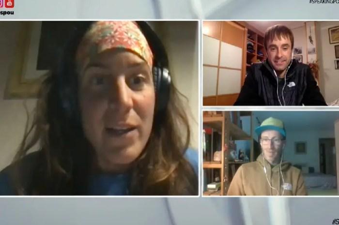 Tamara Lunger se confie sur ses envies de projets à l'Everest !