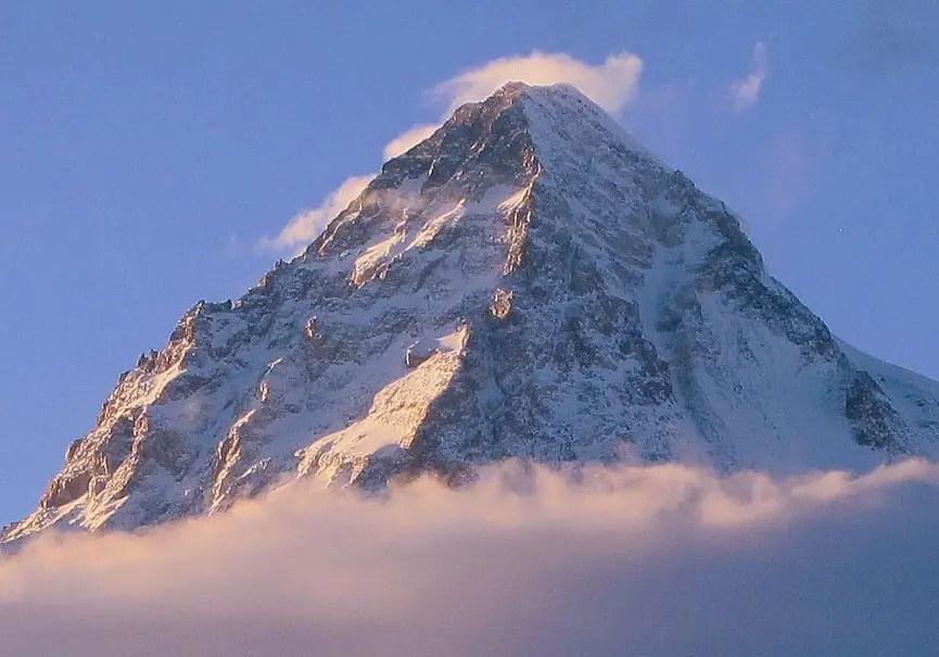 K2 montagne