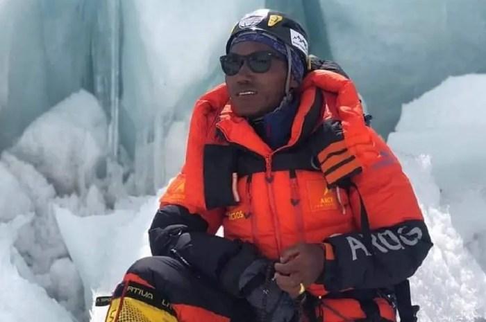 Record : l'homme qui voulait gravir l'Everest pour la 25ème fois !