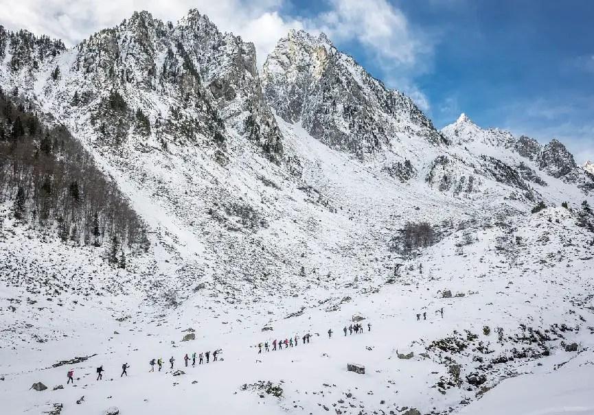 Pyrénées refuges