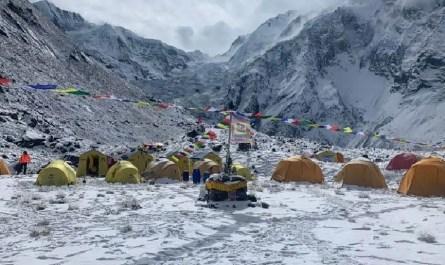 Annapurna camp de base