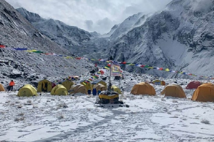 Annapurna et Dhaulagiri : progrès à 6.700 mètres d'altitude !