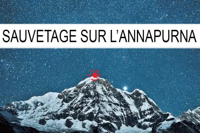 Soulagement à l'Annapurna : les 3 alpinistes perdus ont été retrouvés !