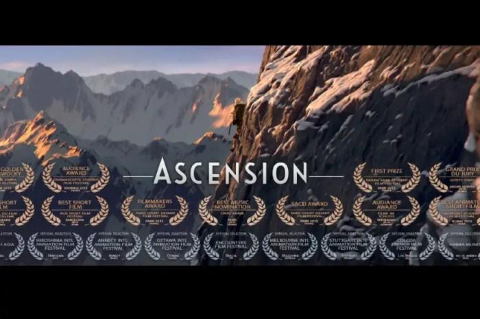 Visionnez gratuitement Ascension : un court-métrage en pleine montagne !