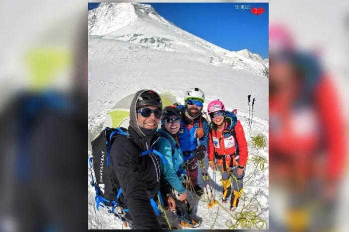 La neige est attendue sur le Dhaulagiri : on rentre au camp de base !