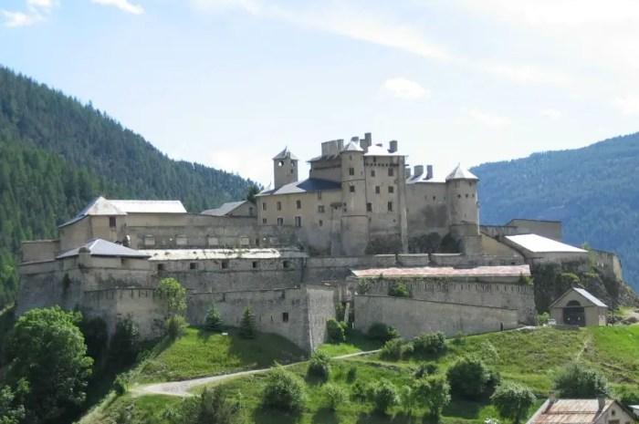 Fort Queyras a été vendu aux enchères pour 661.000 € !