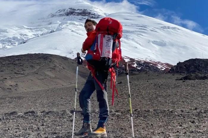 Pascal Denoël : un Français à l'Everest sans oxygène ?