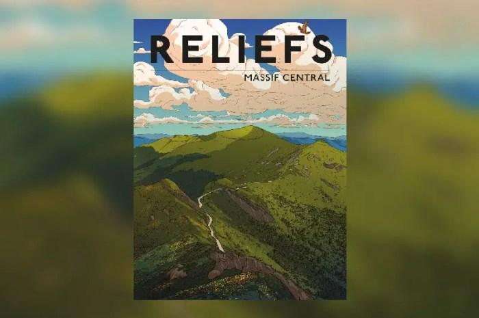 La revue Reliefs fait étape dans le Massif Central !
