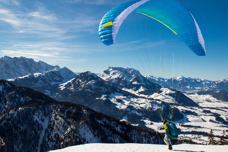 hiver Autriche