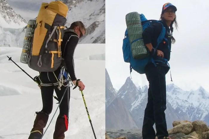 Khosar Gang : gravir un sommet de 6.000m avec Denis Urubko !