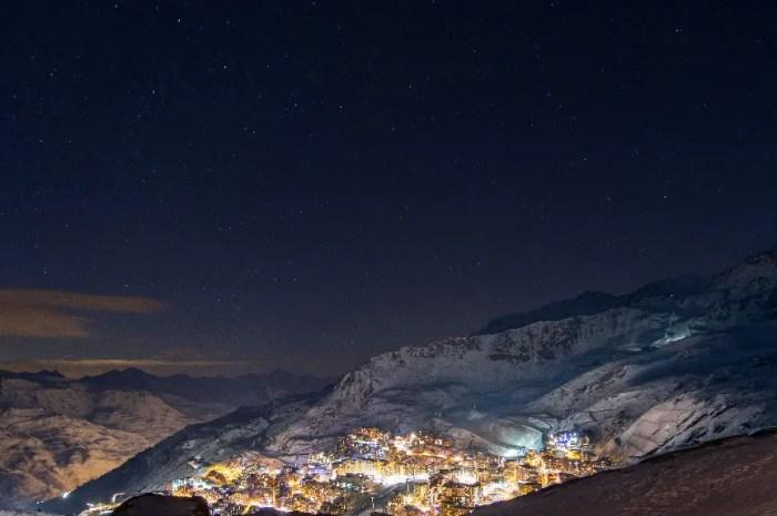 La station de Val Thorens a perdu ses pistes de ski pour le 1er avril !