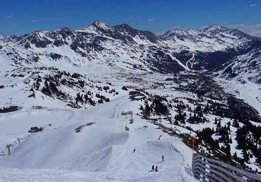 paralysé ski