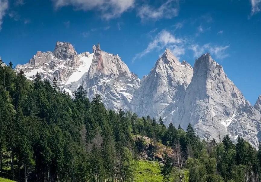 cet été dans les Alpes
