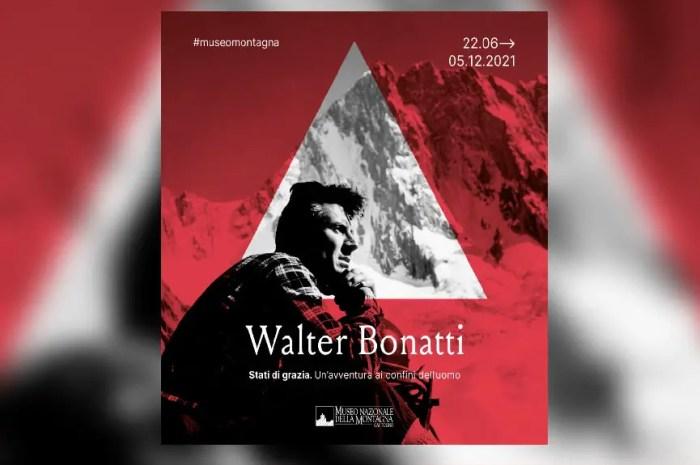 Exposition Walter Bonatti à Turin pour les 10 ans de sa mort !