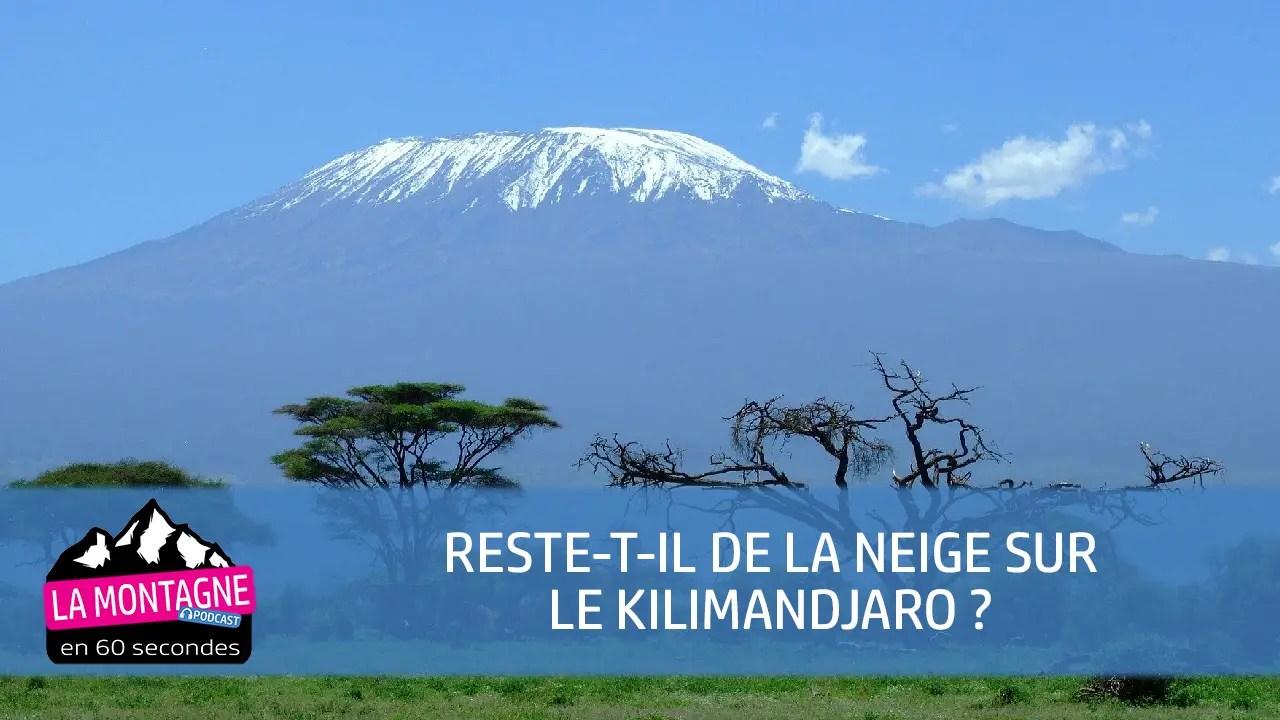 neige Kilimandjaro