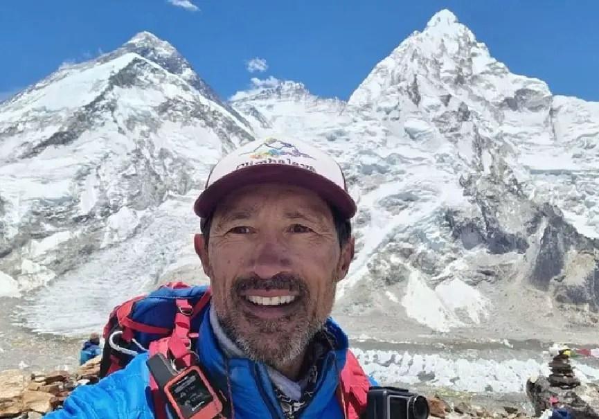déception Everest