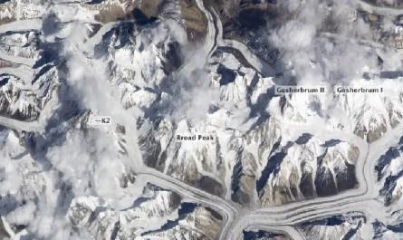 K2 et région du Baltoro