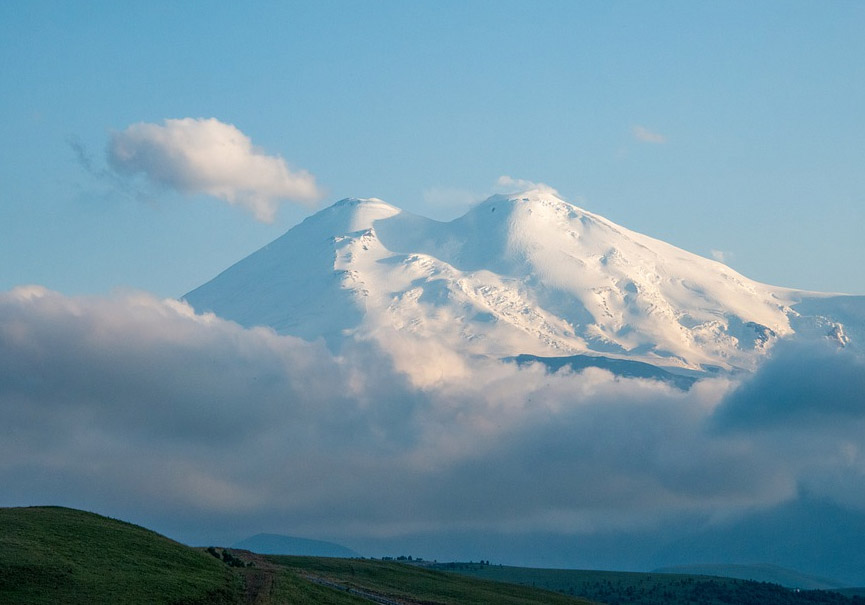 sommets Caucase