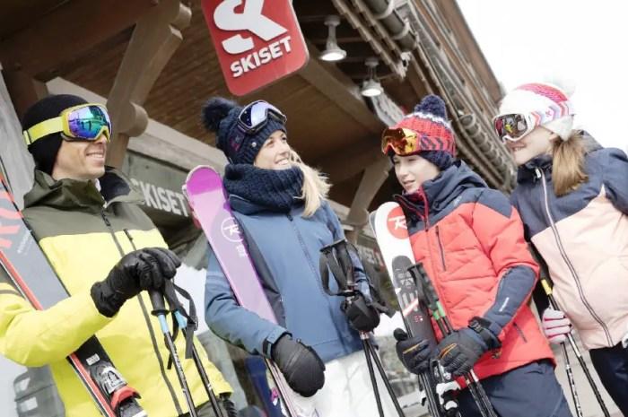 Skiset rachète Skimium et conforte sa position de leader mondial de la location de ski !