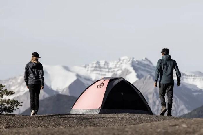 Randos estivales : des tentes de bivouac haut de gamme en location !