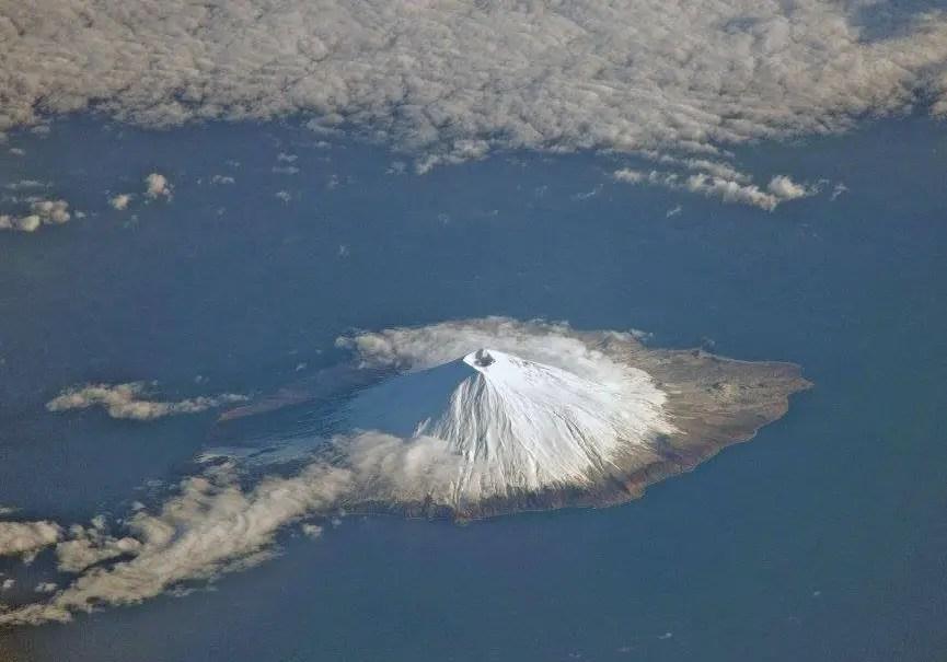 Volcan Alaid Kouriles