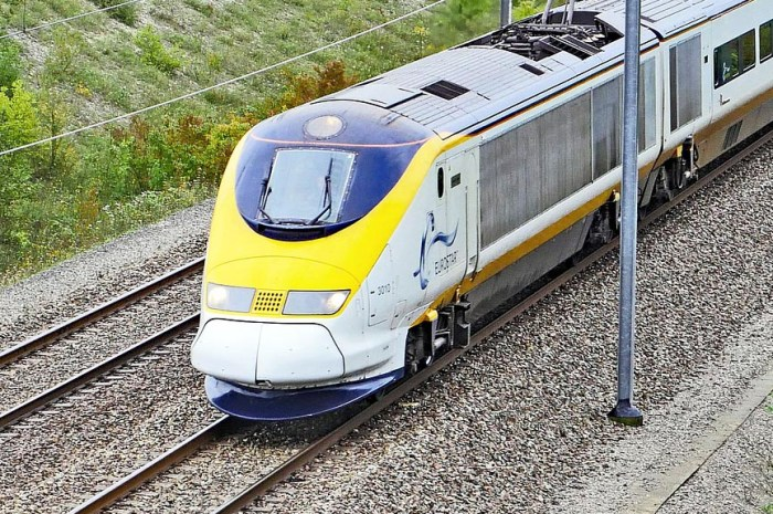 L'Eurostar revient en Savoie, financé par La Compagnie des Alpes !