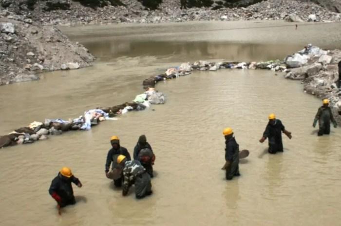 Une vingtaine de lacs glaciaires menacent le Royaume du Bhoutan !