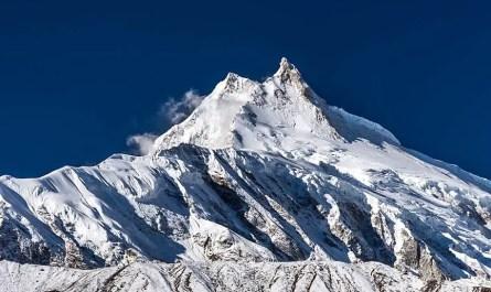 vrai sommet Manaslu