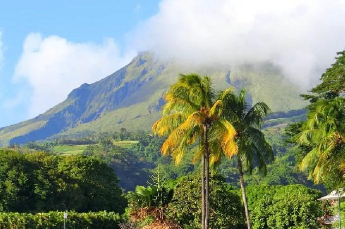 Les montagnes de Martinique classées par l'UNESCO en 2022 ?