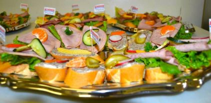 One of our Party Trays
