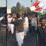 CAA protest video FI