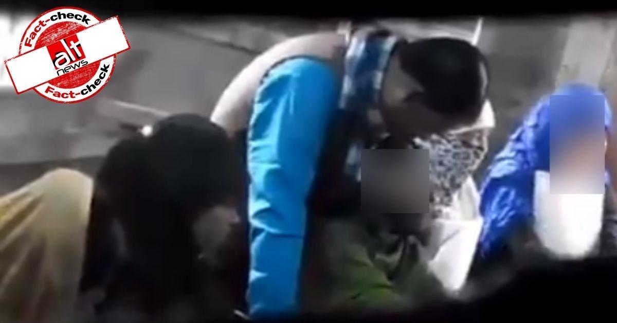 छात्रा के साथ यौन शोषण का वीडियो भारत के मदरसे का नहीं, बल्कि बांग्लादेश के स्कूल का