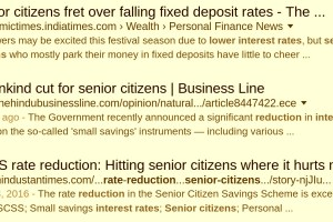 senior citizen interest rates ppf fd