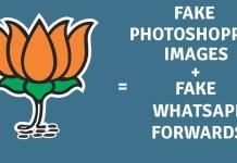 bjp-fake-whatsapp-forwards-photo-shopped-images