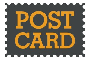 post card news