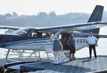 PM Modi seaplane