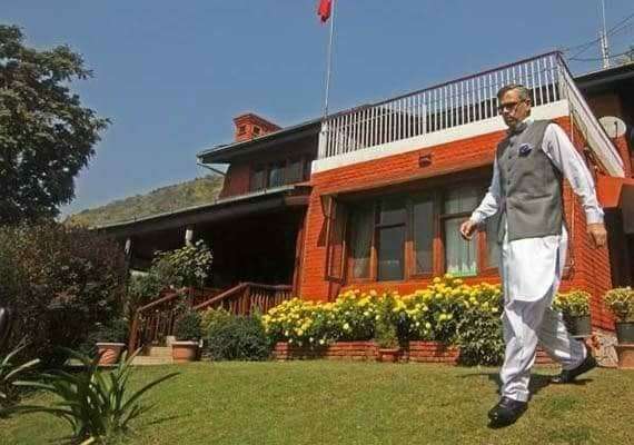 Photos Of Luxury Hotel In Srinagar Shared As Bungalows Owned By Kashmiri Politicians Alt News