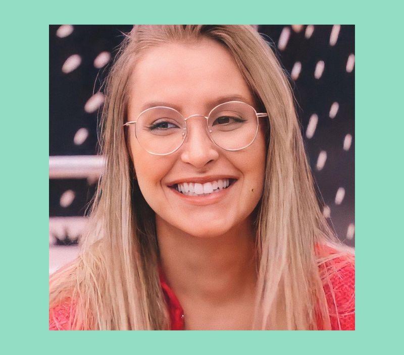 Óculos Carla Diaz