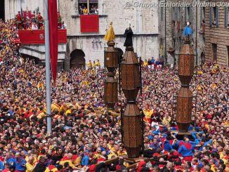 Bettarelli e Bori, Eliminare i Ceri di Gubbio marchio promozionale Umbria