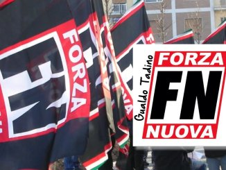 Centro islamico Gualdo Tadino, Forza Nuova, stop all'Islam